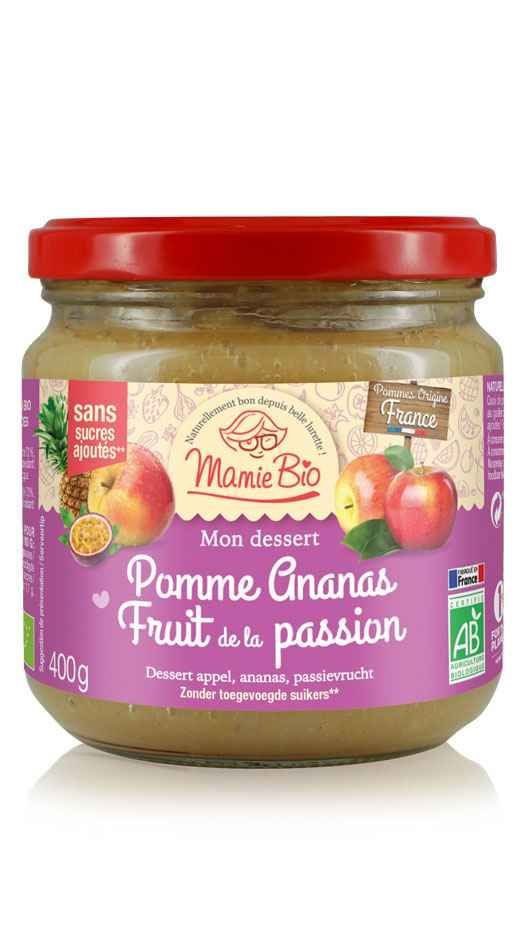 puree-de-pomme-france-ananas-passion-bio-400g