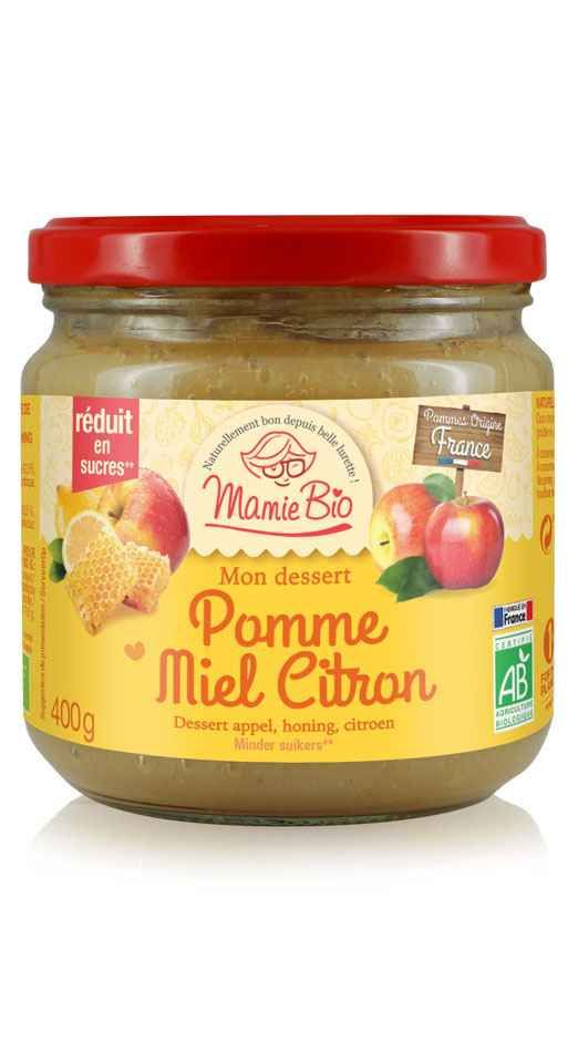 puree-de-pomme-france-citron-miel-bio-400g