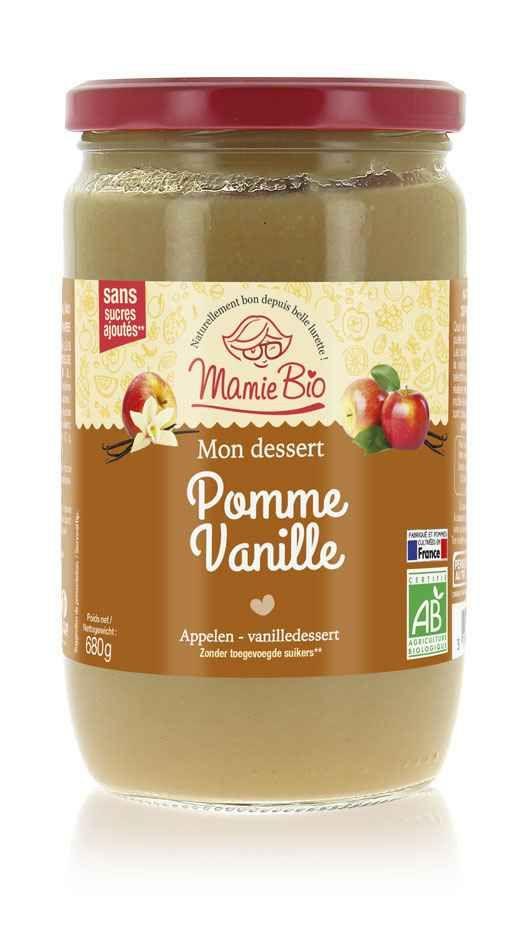 puree-de-pomme-france-vanille-bio-680g