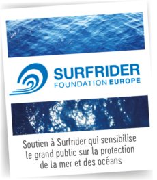 Soutien à surfrider foundation Europe