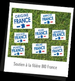 Soutien aux filières françaises