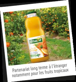 partenariats avec des agriculteurs étrangers