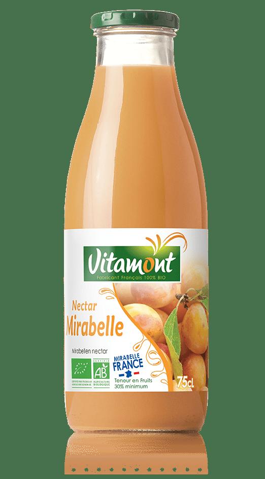 4312525-Nectar Mirabelle-France-75cl