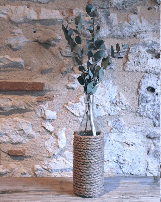 Le vase champêtre